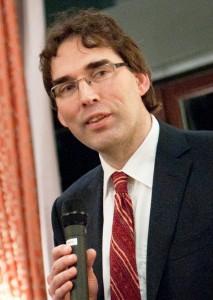Simon Lelieveldt - speaker - moderator - dagvoorzitter - spreker
